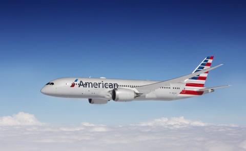 아메리칸 항공, 보잉 787 기종 보유 확대