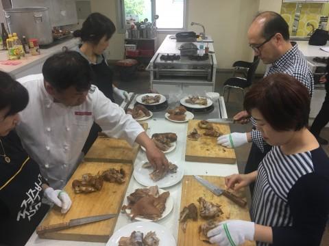 핀연구소가 진행한 2018 소스아케데미 교육