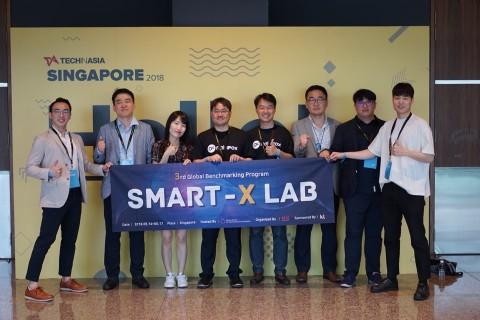 인천창조경제혁신센터가 SMART-X Lab 3기 선발 스타트업의 글로벌 진출 역량 강화를 위해 싱가포르 현지 글로벌 벤치마킹 프로그램을 진행했다