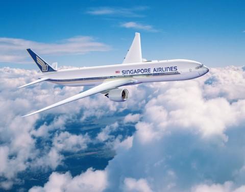 싱가포르항공의 항공기