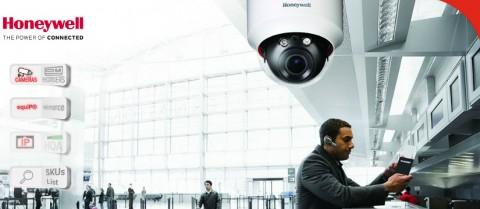 UL CAP 인증 획득한 하니웰 IP CCTV 카메라