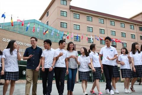 2018년도 가을학기 편입생 원서접수와 함께 입학설명회를 여는 글로벌선진학교