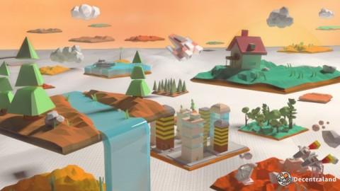 신규 VR 콘텐츠가 추가될 디센트럴랜드 플랫폼