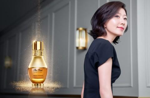LG생활건강 오휘 더 퍼스트 제너츄어 뮤즈 김희애