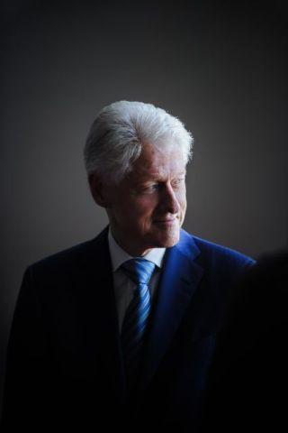 빌 클린턴 미국 대통령이 제7회 연례 세계 환자안전 과학기술 서밋에서 폐막 기조연설을 한다