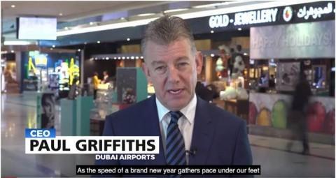 폴 그리피스 두바이 국제공항공사 CEO