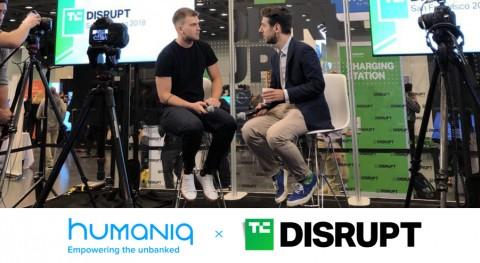 휴매닉이 북미 최대 IT 온라인매체인 테크크런치로부터 블록체인 분야 최고의 혁신 기업으로 선정되었다