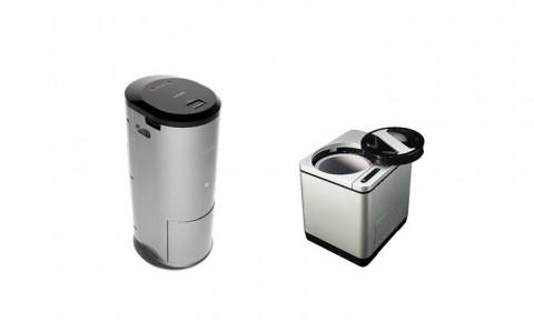 스마트카라 이노베이션(PCS-500)(좌)과 플래티넘(PCS-350)(우)