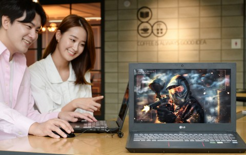 LG전자의 게이밍 노트북 신제품