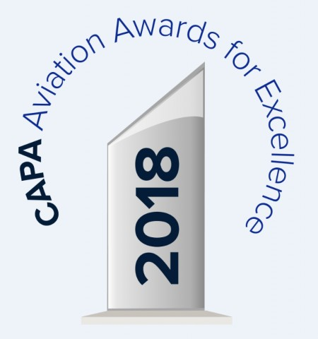 CAPA Aviation Awards for Excellence 2018