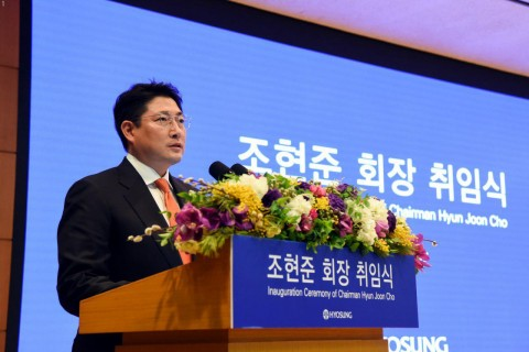 Hyosung Chairman Cho Hyun-Joon visited the Korean Barrier Free Films Committee and delivered 20 million won in sponsorship for barrier-free film production.  Chairman Cho Hyun-Joon supports culture and arts extensively in a bid to create a society where the disabled can enjoy them free of barriers.