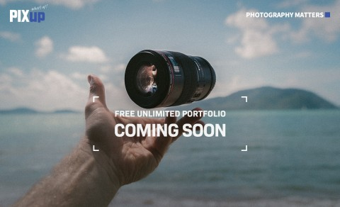 Free News Wire Services | Pixup Free And Unlimited Portfolio Service For Photographers Joins