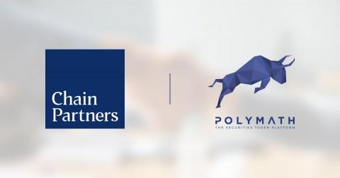 폴리매스, 국내 첫 증권형 토큰 자문사로 체인파트너스 선정