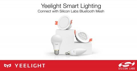 샤오미 에코시스템 파트너인 Yeelight가 선보인 조명 신제품
