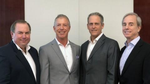 에어세일이 베이즐 바리모를 최고경영자로 승진시키고 크레이그 라이트를 사장으로 승진시키며 사업 확장 속도를 높인다. 사진 좌에서 우로 니콜라스 피나조, 베이즐 바리모, 크레이그 라이트, 로버트 니콜스