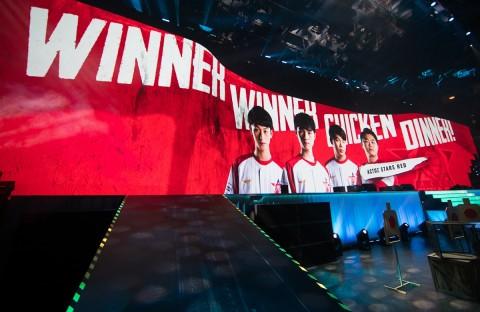 PAI 마카오 2019 2일차 5, 6라운드 우승팀 액토즈 스타즈 레드