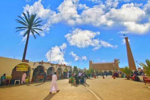 사우디아라비아에서 개최된 제33회 알 자나드리아 축제 전경