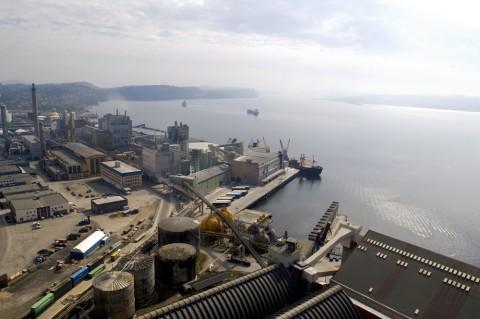 야라는 유럽 최대 규모의 통합 NPK 복합비료 생산 시설인 노르웨이 포르스그룬 공장을 중심으로 재생 에너지 기반 친환경 생산 공정 혁신 프로젝트를 실시할 계획이다