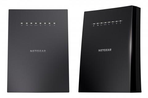 넷기어가 출시한 AC3000 메시 와이파이 무선 증폭기 나이트호크 EX8000