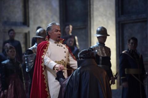 제16회 대구국제오페라축제 개막작 돈 카를로 공연