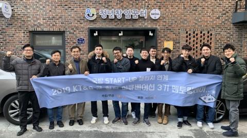 스파크 군 창업 인큐베이션 3기 멘토링데이 1월