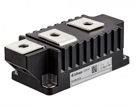 인피니언 테크놀로지스가 새로 출시한 Eco Block 60mm