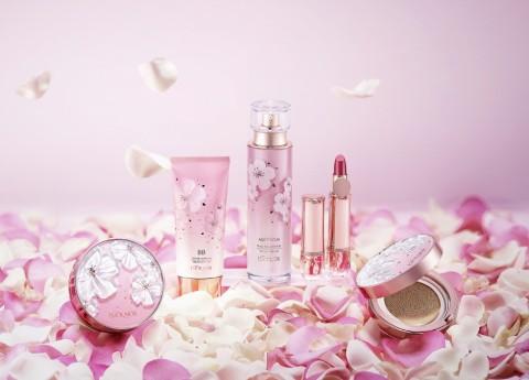 이자녹스 벚꽃 에디션 시즌4