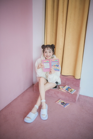 The KLASSY brand of GORANI Co., Ltd. has launched magic slippers 'Leg Liner' which help make legs slender