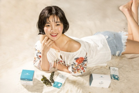The Marine Mammals brand of GORANI Co., Ltd. is set to enter China with Korea's first cosmetic products containing seaweed extracts – Glow + Peeling Pad and Hydro-Boosting Mask Sheet