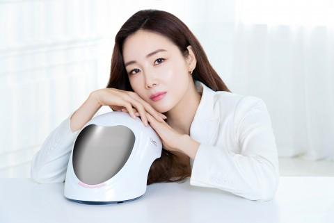 원적외선 마스크 보미라이 모델 최지우