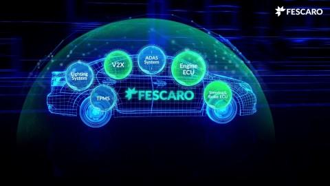 페스카로 자동차 사이버 보안 솔루션