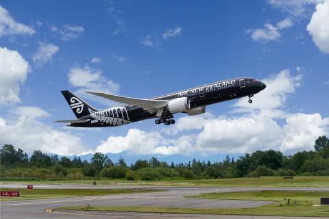 에어뉴질랜드의 항공기
