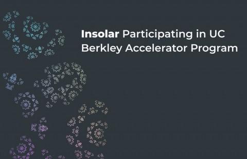 글로벌 IT기업 인솔라가 버클리대 블록체인 엑셀러레이터 프로그램에 참여한다