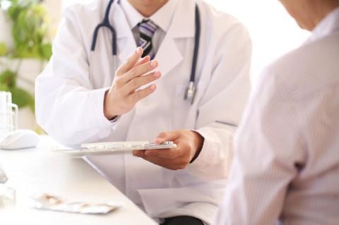A형 간염 예방을 위해 건강정보를 알려주고 있다