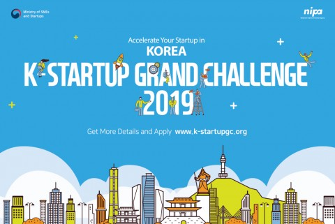Accelerate Your Business in South Korea Through 2019 K-Startup Grand Challenge