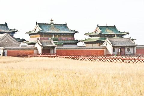 몽골 카라코룸 유적지