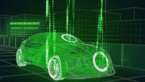 일렉트로비트가 커넥티드 및 자율주행 차량용 첨단 소프트웨어 카디언 싱크를 선보였다