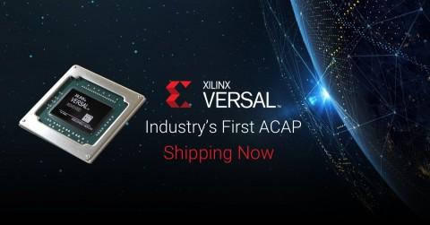 자일링스가 Versal ACAP를 첫 번째 고객에게 선적하기 시작한다
