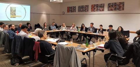 건국대 HK+사업단이 영국 랭카스터대학에서 국제학술대회를 열었다