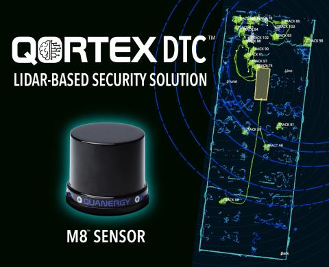 라이더 기반 보안 솔루션 QORTEX DTC