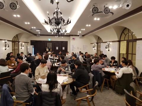 다양한 사외 동아리 모임을 통해 일하기 좋은 회사를 구현하는 한국몰렉스