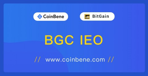 CoinBene Moonbase 여섯 번째 프로젝트- BitGain project