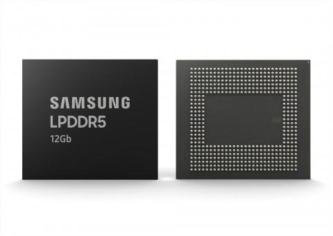 삼성전자 12Gb LPDDR5