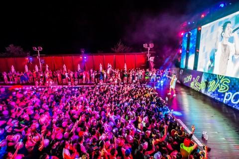 한국암웨이가 2019 익사이팅 XS 풀파티를 개최했다