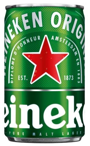 세계 최고의 프리미엄 맥주 브랜드 하이네켄이 150ml 용량의 하이네켄 미니캔을 출시했다