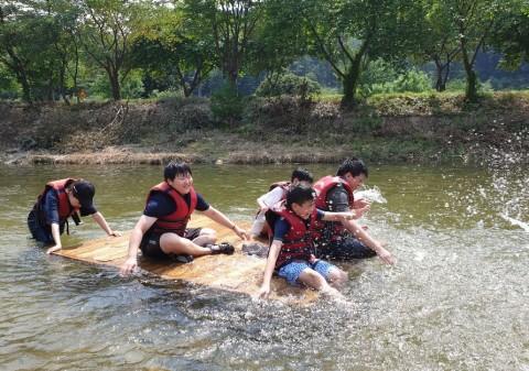 여름계절학교 외부활동