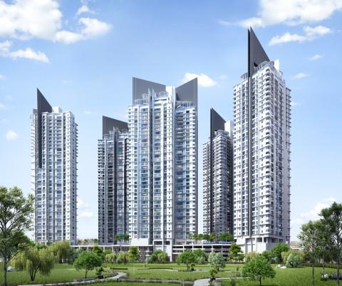 말레이시아 고급주상복합 아파트 디라포르