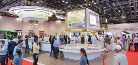 두바이 수전력청이 WETEX와 두바이 태양광 전시회에 참가해 제품과 서비스를 전시하도록 세계 각국의 전문 기업과 기관을 초청했다