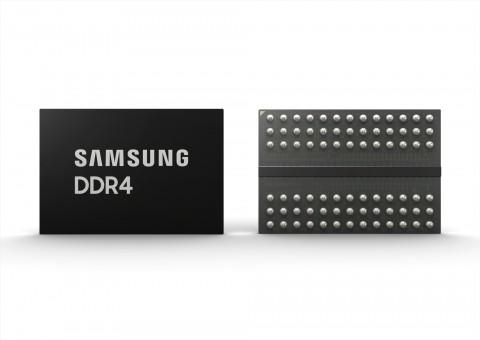 삼성전자 서버용 고용량 D램 모듈 DDR4