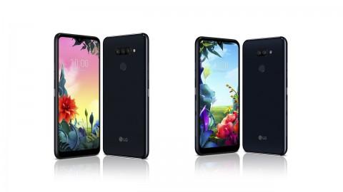 스마트폰 2종 LG K50S, LG K40S
